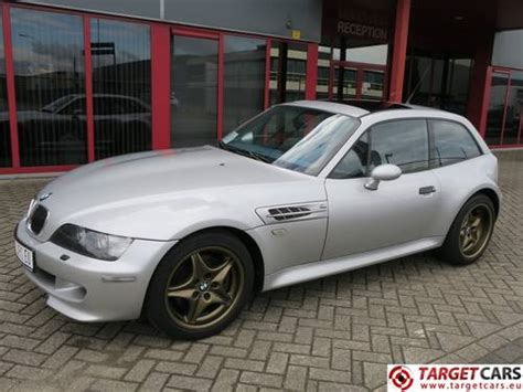 2002 Bmw Z3m Coupe 3.2l S54 325hp Lhd For Sale