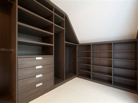 bedroom wardrobe units loft modern walk in wardrobe elm bespoke furniture