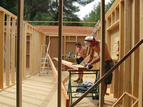 maison en bois autoconstruction faires des extensions de maison en autoconstruction extension bois