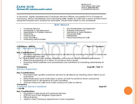 Create An Effective Resume by Creating Effective Resumes