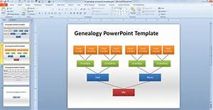 how to make a genealogy powerpoint presentation using shapes With how to create power point template