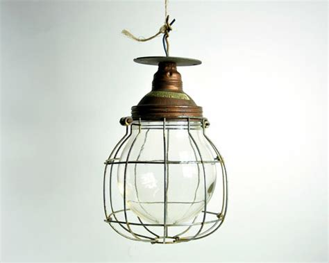 restoring the roost vintage industrial lighting