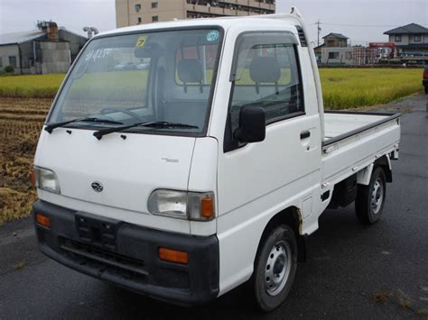 subaru sambar truck subaru sambar truck 4wd 1998 used for sale