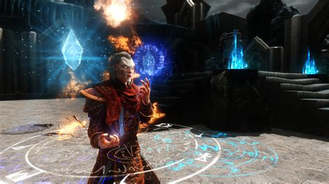 Arcanum - A New Age of Magic Mod - The Elder Scrolls V ...