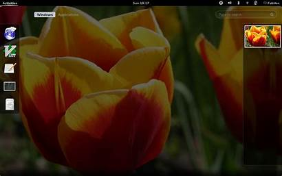 Change Desktop Computer Screen Changeable Gnome Wallpapers