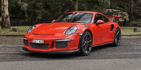 Www Porche by 2016 Porsche 911 Gt3 Rs Review Caradvice