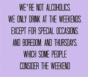 Summer Drinking... Friendship Booze Quotes