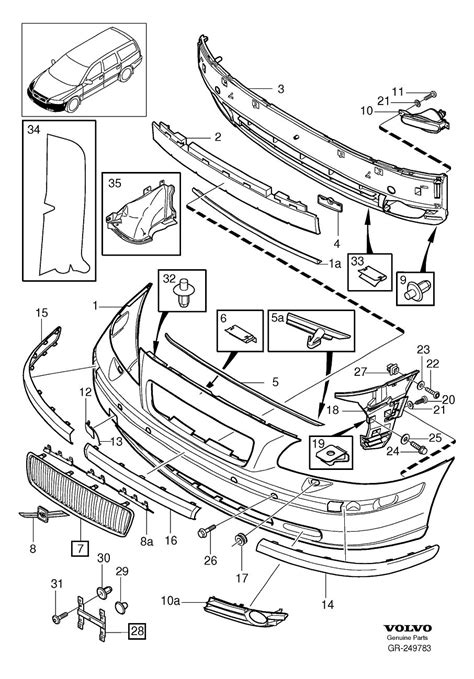 2002 Volvo S60 Wire Diagram by 2005 Volvo S60 Engine Diagram Wiring Library