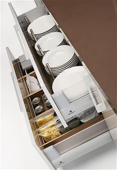 quatro gloss large kitchen  smart storage solutions