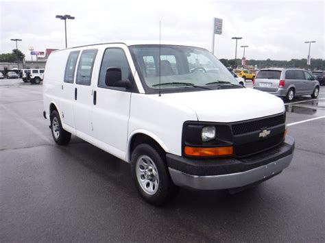 Service Manual [chevrolet Express 1500 Cargo 28 Images