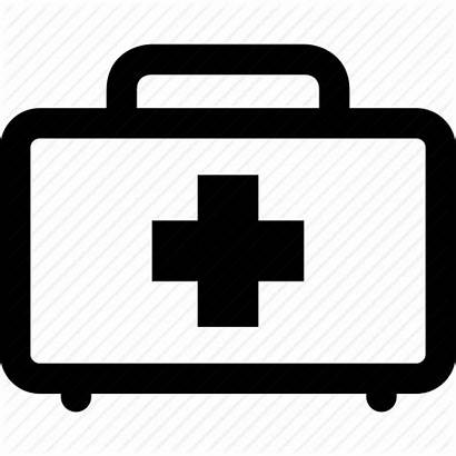 Icon Aid Kit Med Clipart Medikit Icons