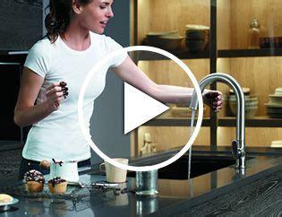 cuisine mouvement mitigeur de cuisine à détection électronique gt tamzag