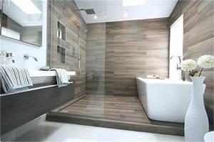 Carrelage Tendance 2018 : tendance salle de bain tour nouvelle tendance salle de ~ Melissatoandfro.com Idées de Décoration