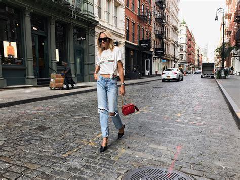 street fashion  york spring  likesntrendscom