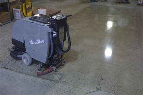 Concrete Diamond Polishing System   Tomcat Commercial