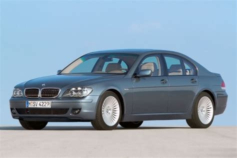 Used 2007 Bmw 7 Series For Sale