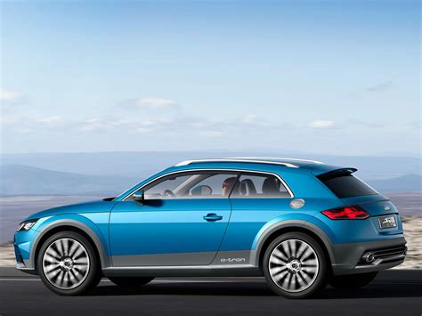 Crossover Coupe Concept Previews 2015 Tt