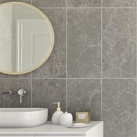 filo tile effect bathroom wall panels  bathroom marquee