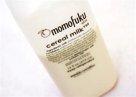 Cereal Eats Momofuku Milk Bar's Cereal Milk, Soft Serve