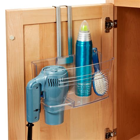 the door bathroom cabinet organizer hide n sink undersink caddy by umbra 174 the container store