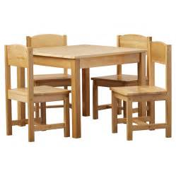kidkraft farmhouse kids 5 piece table chair set