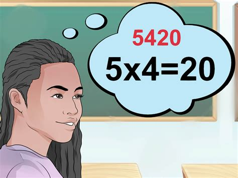 3 Ways To Memorize Numbers Wikihow