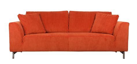 canape en velours orange commandez nos canapes en