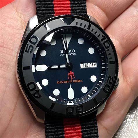 Yachtmaster Ceramic Seiko Mod • Turns Out Much Better Than