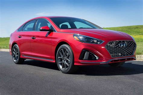 2018 Hyundai Sonata Reviews And Rating