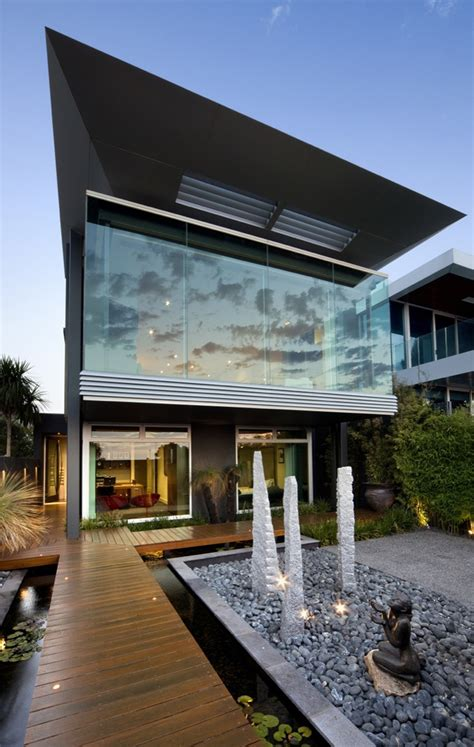 architect design homes of architecture gorgeous modern facade by finnis