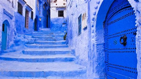 cours de cuisine à casablanca chefchaouen cette ville marocaine est complètement