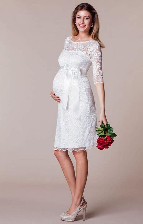 weißes kleid schwanger wei 223 es kleid f 252 r schwangere
