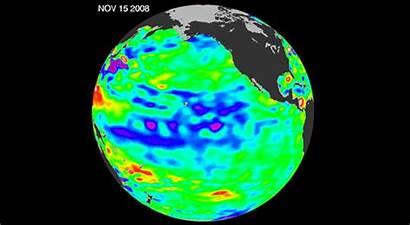 Change Earth Cool Nasa Nina Ocean Pacific