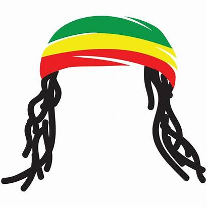 Dreads Clipart Transparent Dreadlocks Rasta Jamaica Marley