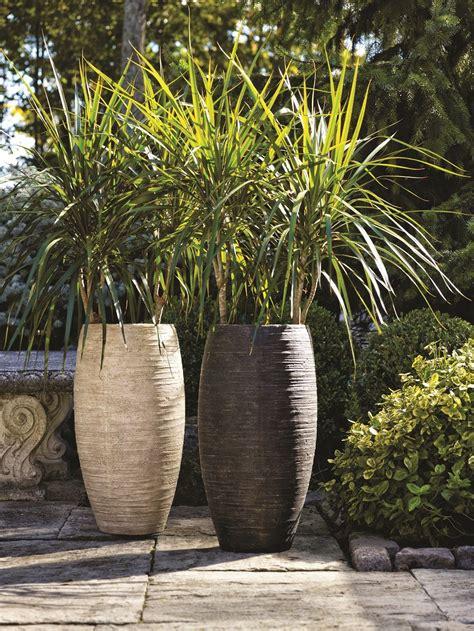 outdoor vase planters sand fiberglass indoor outdoor vase make summer brighter