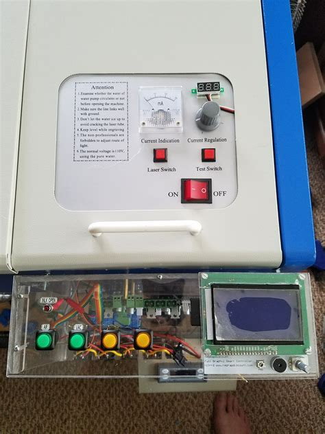 dons laser cutter  click    index   conversion