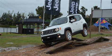 el jeep renegade  motor diesel llegara  mitad de ano