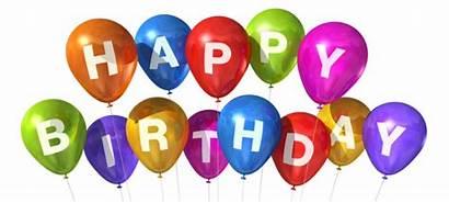Birthday Parties Balloons Happy Say