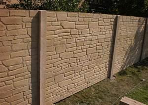 Betonové ploty ceník