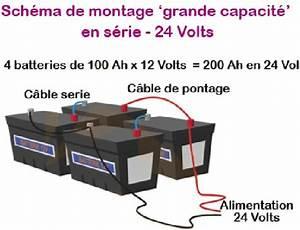 Batterie En Serie : electricit branchement parall le et en s rie ~ Medecine-chirurgie-esthetiques.com Avis de Voitures