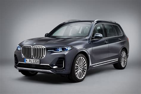 2018 Bmw X7 Will Be The New Suv Flagship