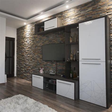 Stone garden wall ideas home office interiors plus. Natural decorative stone Sahara Slate Wall Cladding Panel ...