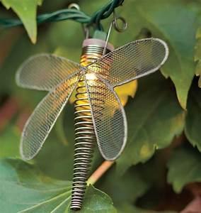 Wire Dragonfly String Lights  U2013 Gadgets Matrix