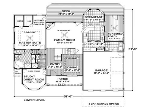 brick home floor plans two brick house small two house plans house