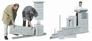 Gartenmauern Aus Beton : bilz ziermauerfix bilz gartenmauer gartenplatten ~ Michelbontemps.com Haus und Dekorationen