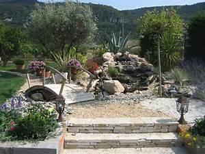 jardin paysager avec galets jardin paysager avec galets With photos amenagement jardin paysager 4 m paysage paysagiste la mothe achard