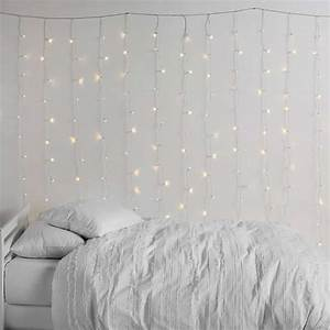 18, Ways, To, Utilize, String, Lights, In, Your, Bedroom