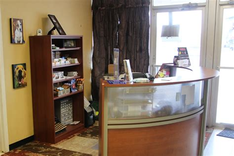 Front Desk Houston by Hearthstone Animal Clinic Northwest Houston Veterinary