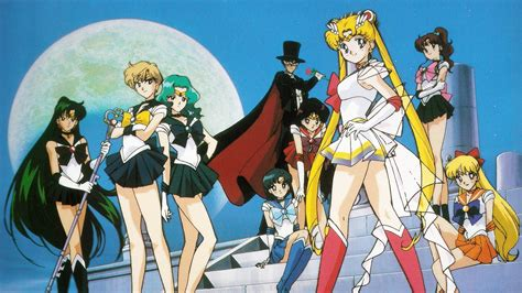 Anime Sailor Moon Wallpaper - sailor moon wallpapers images photos pictures backgrounds