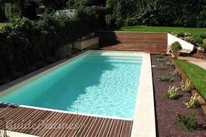 pourquoi decider de construire une piscine enterree With piscine avec sol qui remonte